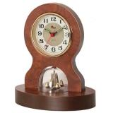 Часы-будильник настольные Sinix 7037B