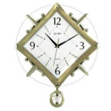 Настенные часы для кухни La Mer GE 027 G/G