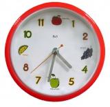 Влагостойкие настенные часы на на присоске B&S JS-600