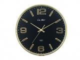 Настенные часы из стекла La Mer  GD262-2