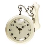 Настенные двусторонние часы Castita 702W