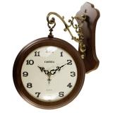 Настенные двусторонние часы Castita 702В