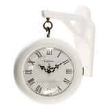 Настенные двусторонние часы Castita 704W