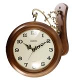 Настенные двусторонние часы Castita 710В