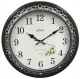 Большие настенные часы Sinix 5090S