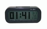Электронные часы-будильник с подсветкой  LaMer MDG2099