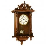 Настенные часы Hermle 70091-030341