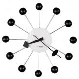 Настенные часы из металла Howard Miller 625-333 Ball Clock