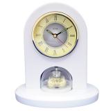 Настольные часы Sinix 7037CW c будильником