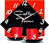 """Настенные часы Tiarella """"Кофе"""""""