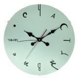 """Настенные часы Tiarella """"Счастливые"""""""