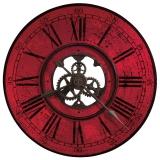 Настенные часы Howard Miller 625-569 BRASSWORKS II (Брасс Уоркс