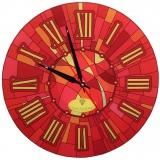 """Настенные часы Tiarella """"Витраж-3"""""""