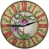 """Настенные часы Tiarella """"Витраж-6"""""""