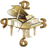 """Настенные часы Tiarella """"Рояль 2"""""""