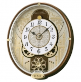 Настенные часы Seiko QXM277BT