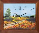 Настенные часы Lowell 04609
