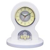 Настольные часы Sinix 7037DW c будильником