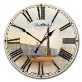 """Настенные  часы Династия 02-014 """"Дворцовая площадь"""""""