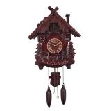 Настенные часы с кукушкой Columbus CQ-016