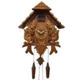 """Настенные часы с кукушкой Columbus """"Большие белки"""" CQ-052"""