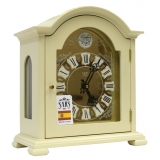 Кварцевые настольные часы SARS 0095-15 Ivory