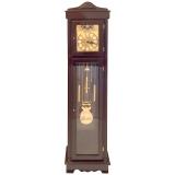 Напольные механические часы Династия 08-311H Dark Walnut