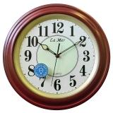 Настенные часы La Mer GD 051-1 BRN