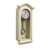 Механические настенные часы SARS 8535-341 Ivory
