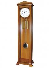 Напольные часы цвета Итальянский орех, Светлый орех