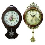 Кварцевые настенные часы с маятником