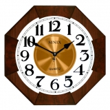 Восьмиугольные часы
