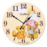 Часы детские настенные