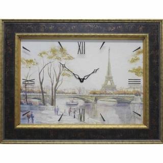 Часы-картины Династия 04-001-13 Париж