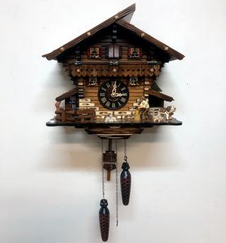 Часы С Кукушкой SARS 0482-8M