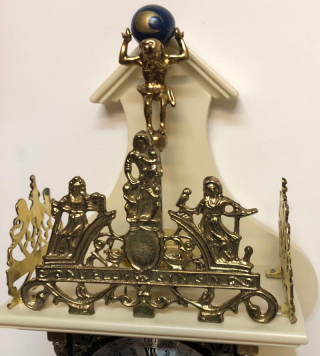 часы SARS 5602-261 Ivory