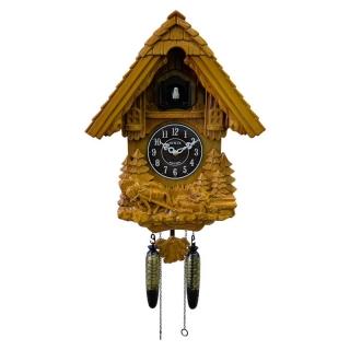 Часы с кукушкой Sinix 693A