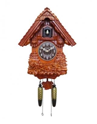 Часы с кукушкой Sinix 693F D