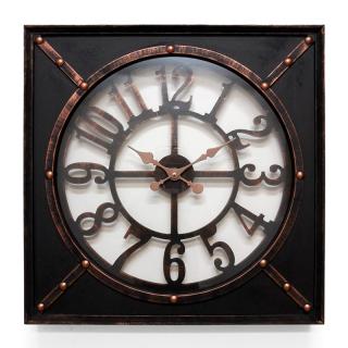 Настенные часы GALAXY DA-002 Black
