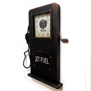 часы-бензоколонка GALAXY DA-005 Black