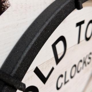 Настенные большие часы GALAXY DM-50-1