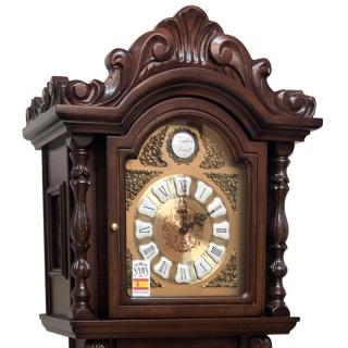 Напольные механические часы SARS 2093-451 Dark Walnut