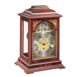 Настольные каминные часы Hermle 0352-70-848