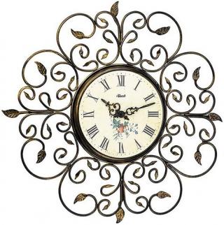 Настенные часы из металла  2100-00-897