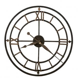 часы из металла Howard Miller 625-299 York Station