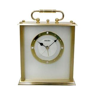 Настольные часы Seiko QHE065GN