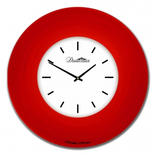 Настенные часы из стекла Династия 01-034