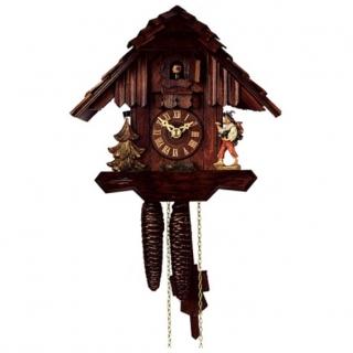 Настенные часы с кукушкой Rombach & Haas 1111