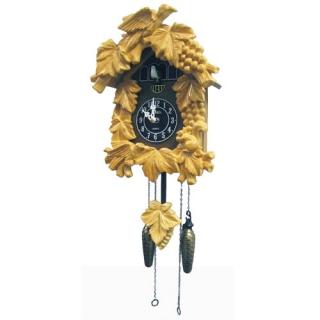 Настенные часы с кукушкой Sinix 601A