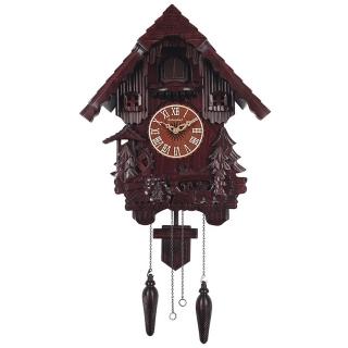 """Настенные часы с кукушкой Columbus CQ-018 """"Водяная мельница"""""""